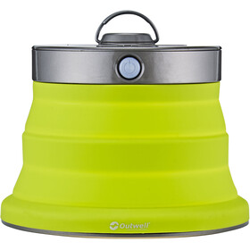 Outwell Polaris Lampe, lime green